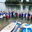 stand up paddling mit SAN